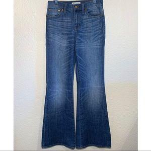 Madewell | Flea Market Flare Jeans